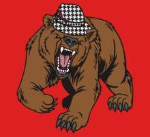 Alabama Bear Bryant by Brantoe