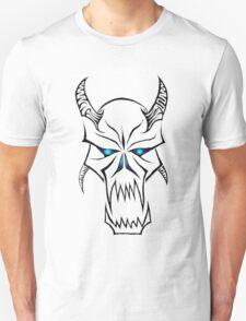 Blue eyed Devil Tribal T-Shirt