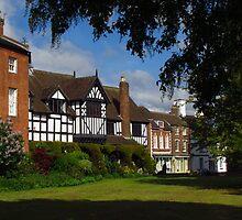 Historical Much Wenlock by wiggyofipswich