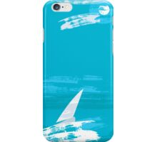 Sail in the Sea iPhone Case/Skin