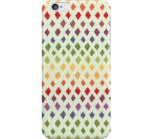 Ikat Pattern iPhone Case/Skin