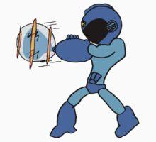 Mega Man by Roberto A Camacho
