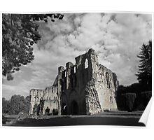 Wenlock Priory, Shropshire Poster