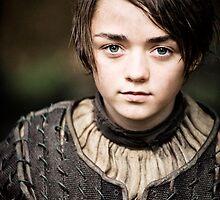 Arya Stark. by AmberJoye