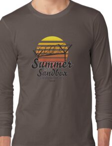 Summer in the Sandbox Long Sleeve T-Shirt