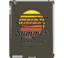 Summer in the Sandbox iPad Case/Skin