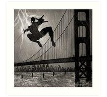 The Amazing Spider-Man Art Print