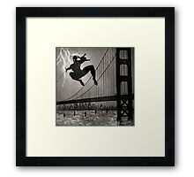 The Amazing Spider-Man Framed Print