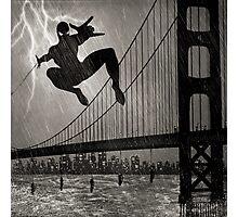 The Amazing Spider-Man Photographic Print