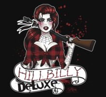 Hillbilly Deluxe by Miss Cherry  Martini