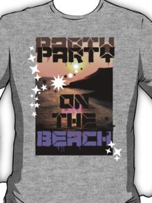 Beach View  T-Shirt