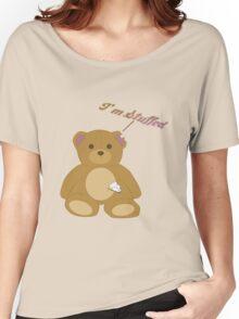 Stuffed Teddy Bear Women's Relaxed Fit T-Shirt
