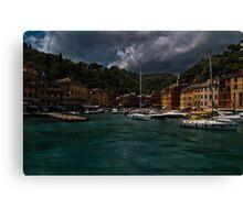 Portofino 1 Canvas Print