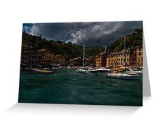 Portofino 1 Greeting Card