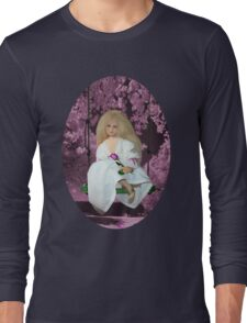 (✿◠‿◠)SWINGING WITH THOUGHTS OF YOU TEE SHIRT(✿◠‿◠) Long Sleeve T-Shirt