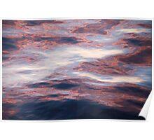 Sunrise Sea Poster