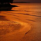 Hervey Bay Sunset by PhotosByG