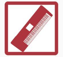 K-ON! Mugi Instrument Logo by MobiusOne