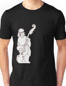 Richard Grace - hardest working bass player in town Unisex T-Shirt