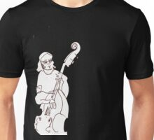 Richard Grace - hardest working bass player in town Unisex T-Shirt