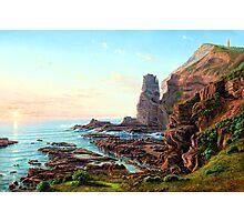 Castle Rock Australia Photographic Print