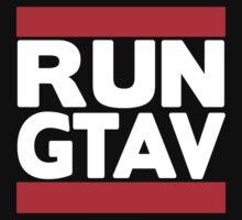 RUN GTAV by Thomas Jarry