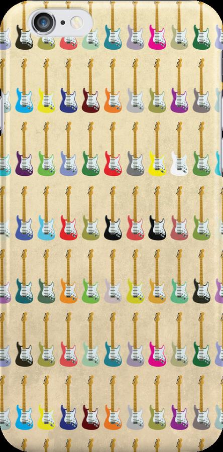 Guitar by Wyattdesign