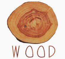 Wood:Tee:Shirt Kids Clothes