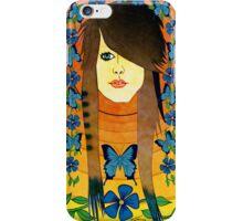 Emo Girl iPhone Case/Skin