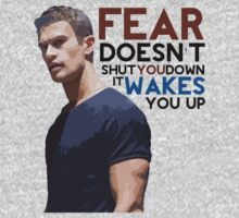 Fear Doesn't Shut You Down by TrishJaymes