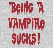 Being A Vampire Sucks! by Marjuned