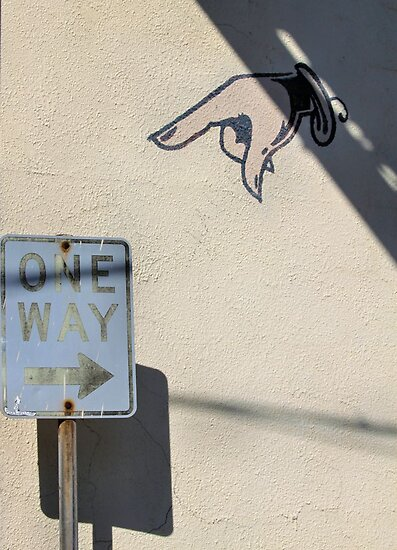 Which Way One Way by SuddenJim