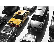 Traffic Photographic Print
