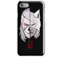 Geralt de Rivia iPhone Case/Skin