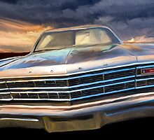 "1967 Galaxie ""The Messenger""  by YepGraphix"