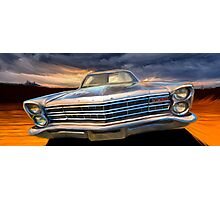 "1967 Galaxie ""The Messenger""  Photographic Print"