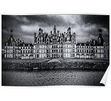 Chambord Chateau Poster