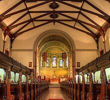St. Andrew's Church by John Velocci