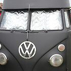 matte black camper by perggals