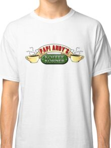 Papi Andy's Koffee Korner Classic T-Shirt