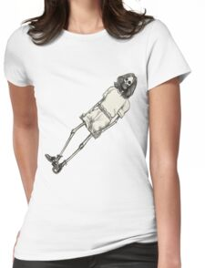 Breakbot (Skeleton style) Womens Fitted T-Shirt