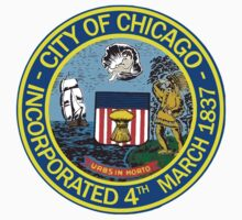 Chicago City Seal by GreatSeal