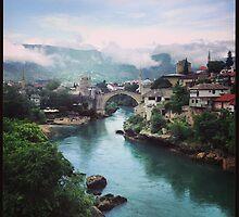Mostar by Heather Watson