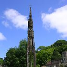 Bristol High Cross, Stourhead by lezvee