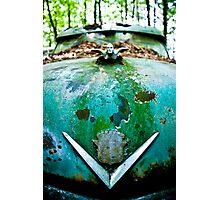 '53 Cadillac Photographic Print