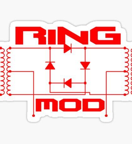 Ring Mod Sticker