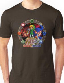 Zelda Oracles Unisex T-Shirt