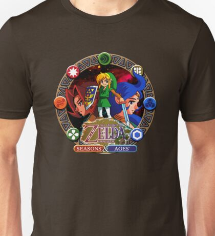 Zelda Oracles Unisex T-Shirt