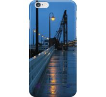Santa Cruz Wharf iPhone Case/Skin