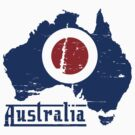 Mod Australia Distressed by Auslandesign